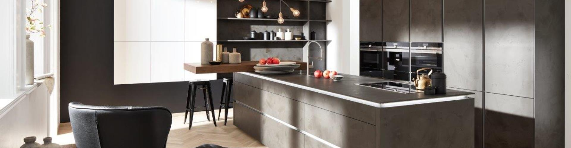 accueil cuisine nolte. Black Bedroom Furniture Sets. Home Design Ideas