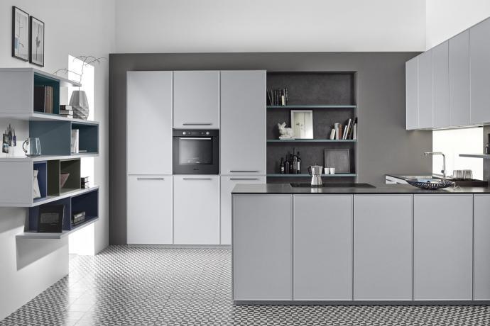 mod le de cuisine esth tique carisma lack cuisine nolte. Black Bedroom Furniture Sets. Home Design Ideas