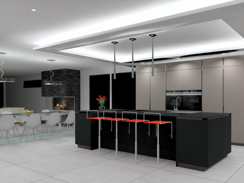 inspiration d coration de cuisine design cuisine nolte. Black Bedroom Furniture Sets. Home Design Ideas